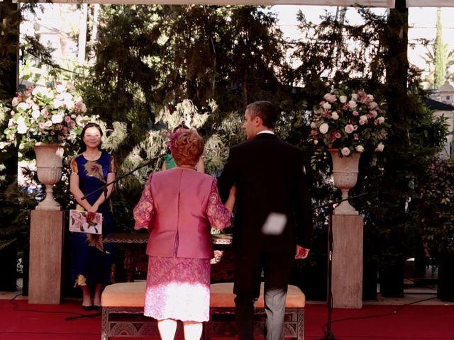 La boda de Alberto y Ying en Sevilla, Sevilla 51