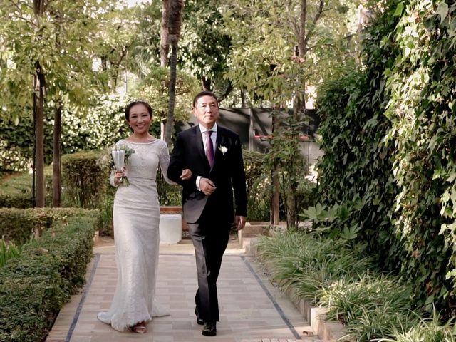 La boda de Alberto y Ying en Sevilla, Sevilla 52