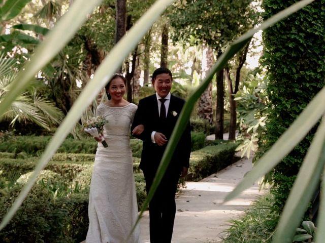 La boda de Alberto y Ying en Sevilla, Sevilla 54