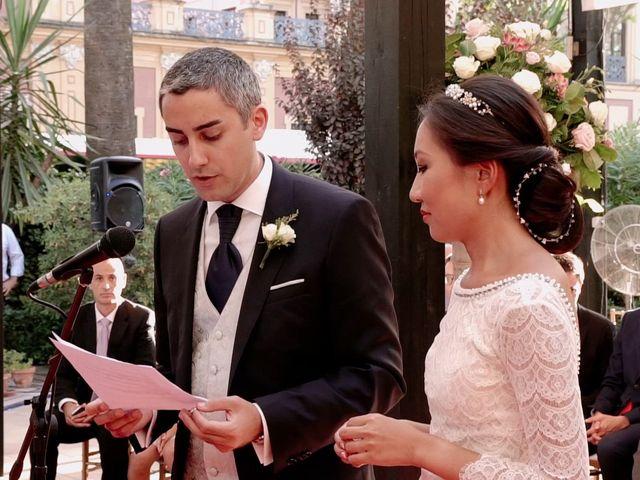 La boda de Alberto y Ying en Sevilla, Sevilla 59
