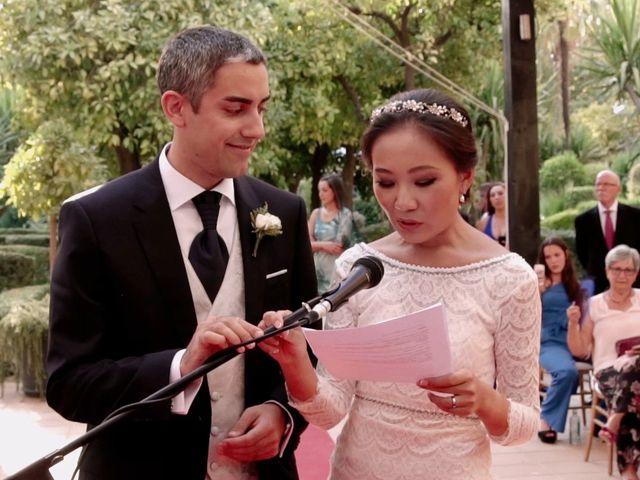 La boda de Alberto y Ying en Sevilla, Sevilla 60