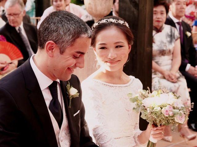 La boda de Alberto y Ying en Sevilla, Sevilla 63