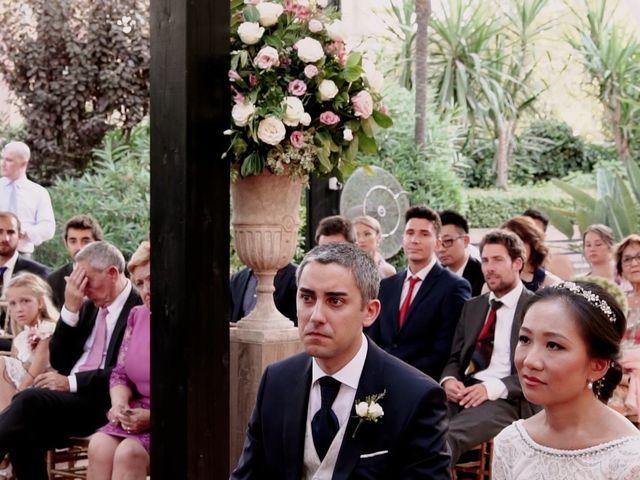 La boda de Alberto y Ying en Sevilla, Sevilla 67