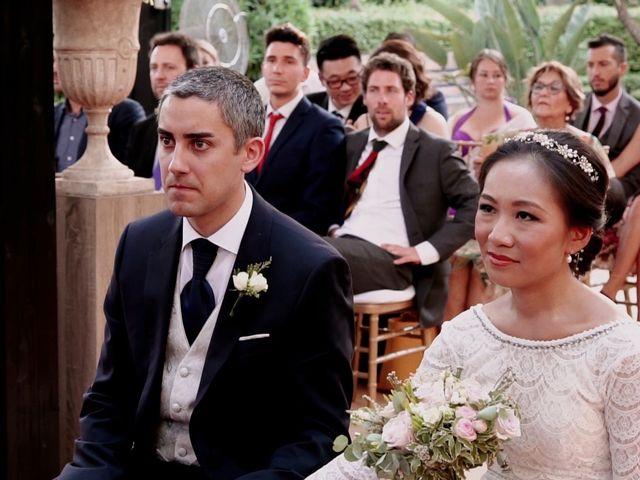 La boda de Alberto y Ying en Sevilla, Sevilla 69