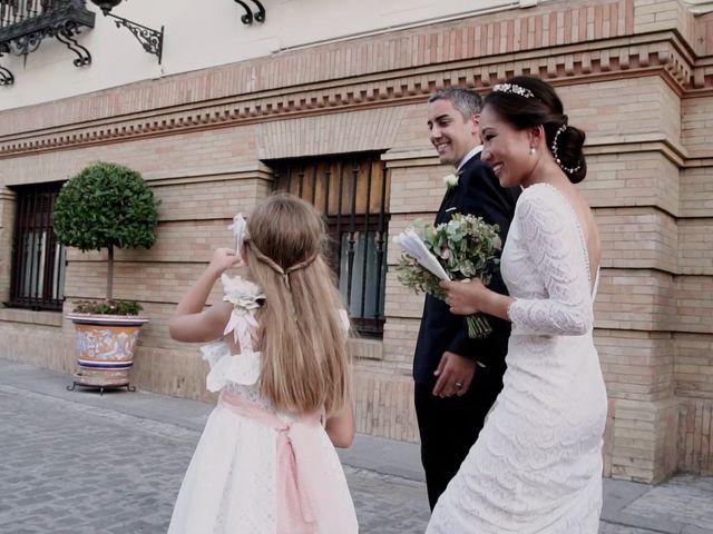 La boda de Alberto y Ying en Sevilla, Sevilla 73