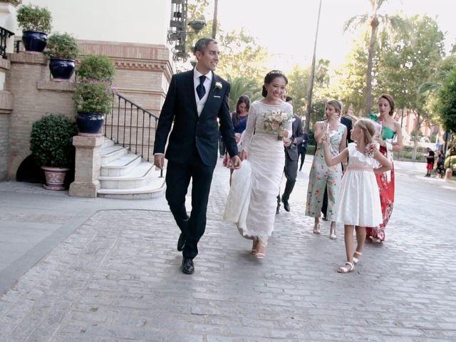 La boda de Alberto y Ying en Sevilla, Sevilla 74