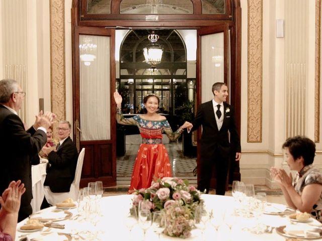 La boda de Alberto y Ying en Sevilla, Sevilla 80
