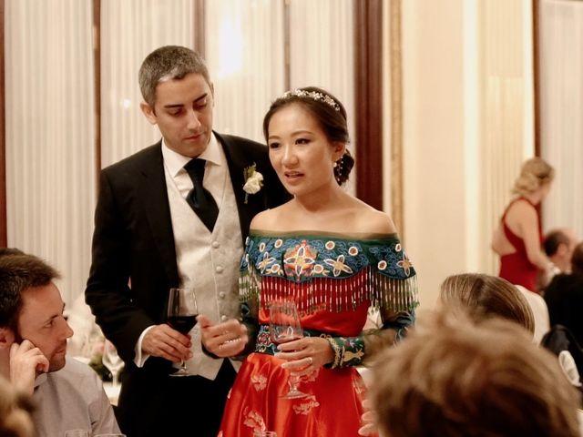 La boda de Alberto y Ying en Sevilla, Sevilla 90