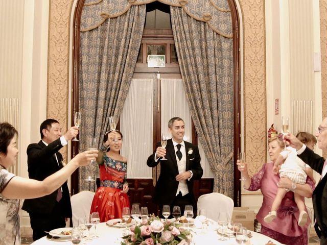 La boda de Alberto y Ying en Sevilla, Sevilla 92
