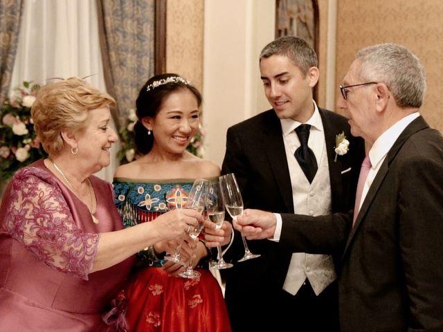 La boda de Alberto y Ying en Sevilla, Sevilla 94