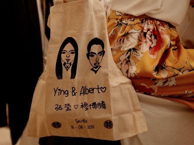 La boda de Alberto y Ying en Sevilla, Sevilla 97