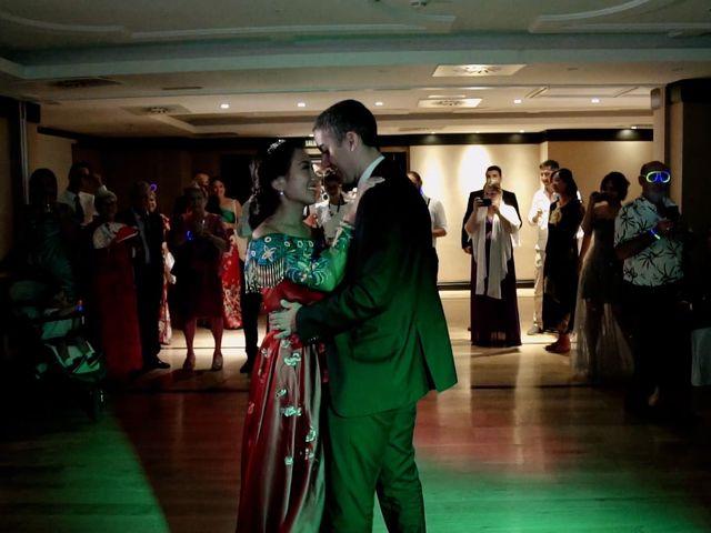La boda de Alberto y Ying en Sevilla, Sevilla 99