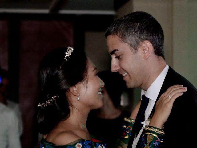 La boda de Alberto y Ying en Sevilla, Sevilla 100