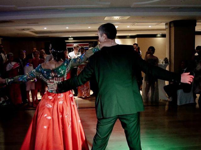 La boda de Alberto y Ying en Sevilla, Sevilla 101