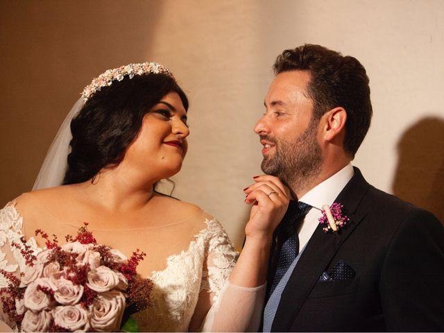La boda de Javi y Sara  en Andujar, Jaén 1