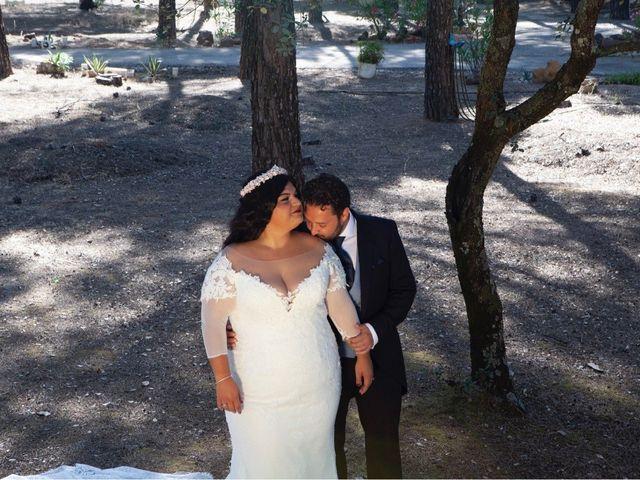 La boda de Javi y Sara  en Andujar, Jaén 2