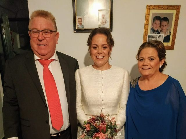 La boda de Moisés  y Raquel  en Dos Hermanas, Sevilla 3