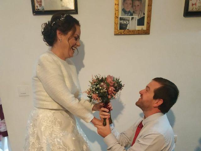 La boda de Moisés  y Raquel  en Dos Hermanas, Sevilla 4