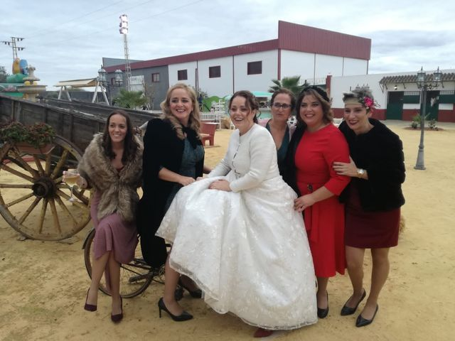 La boda de Moisés  y Raquel  en Dos Hermanas, Sevilla 6