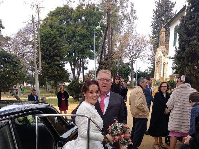 La boda de Moisés  y Raquel  en Dos Hermanas, Sevilla 7