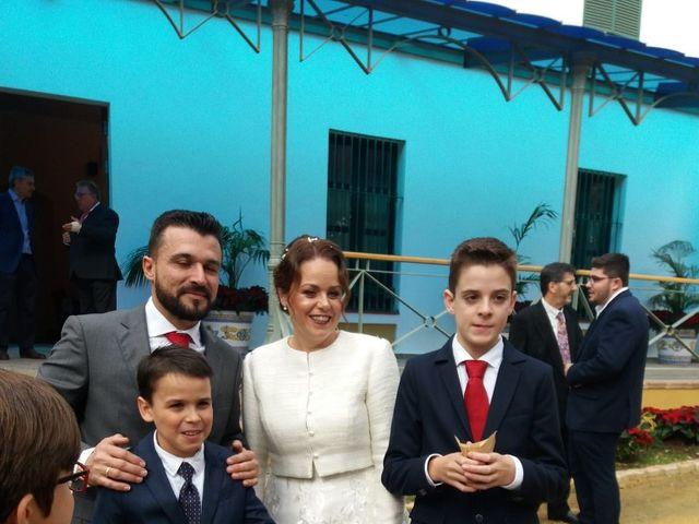 La boda de Moisés  y Raquel  en Dos Hermanas, Sevilla 8