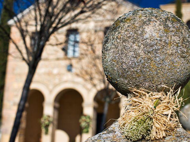 La boda de Arturo y Ana en Sotos De Sepulveda, Segovia 3