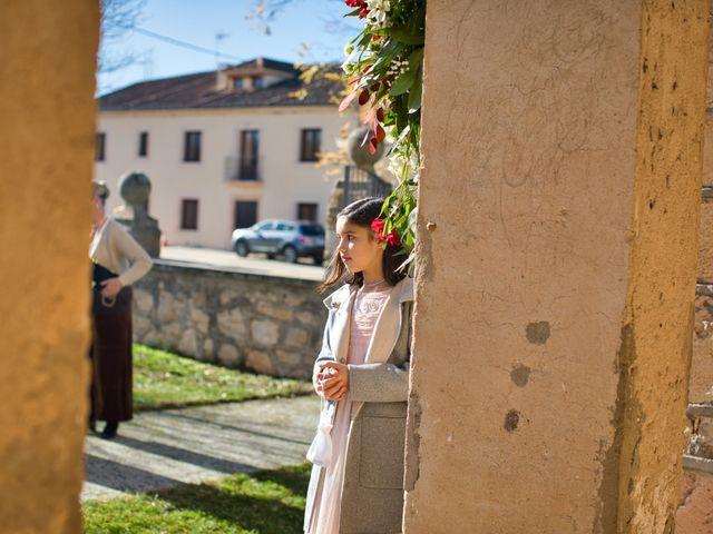 La boda de Arturo y Ana en Sotos De Sepulveda, Segovia 6