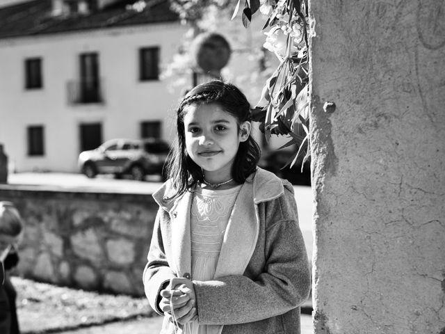 La boda de Arturo y Ana en Sotos De Sepulveda, Segovia 7