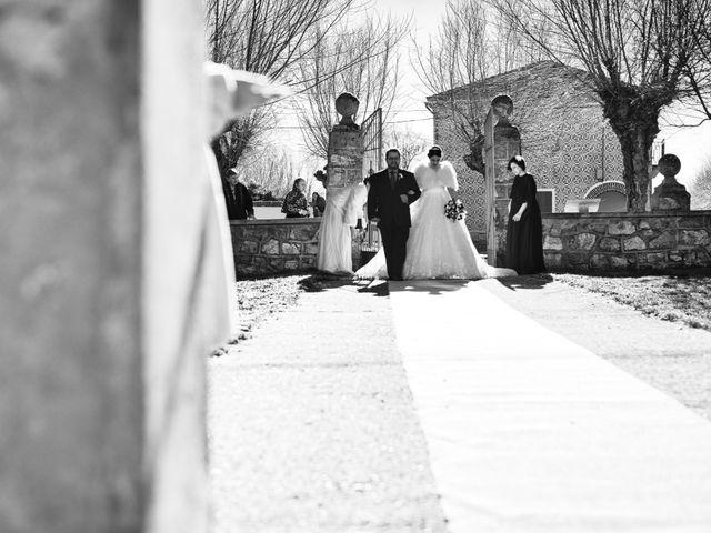 La boda de Arturo y Ana en Sotos De Sepulveda, Segovia 8