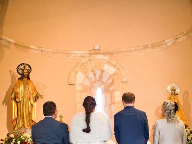 La boda de Arturo y Ana en Sotos De Sepulveda, Segovia 11