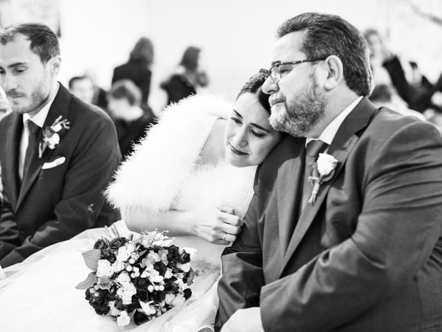La boda de Arturo y Ana en Sotos De Sepulveda, Segovia 14