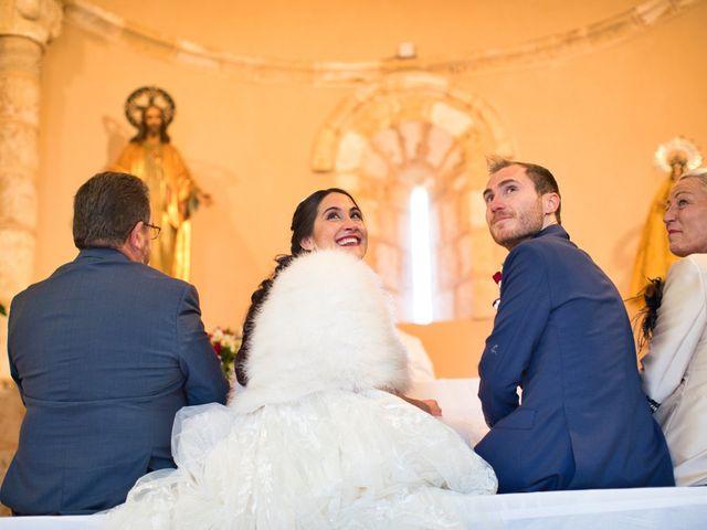 La boda de Arturo y Ana en Sotos De Sepulveda, Segovia 15