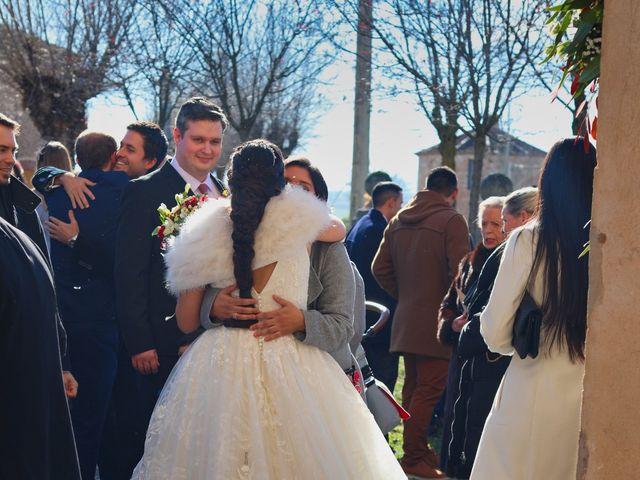 La boda de Arturo y Ana en Sotos De Sepulveda, Segovia 19