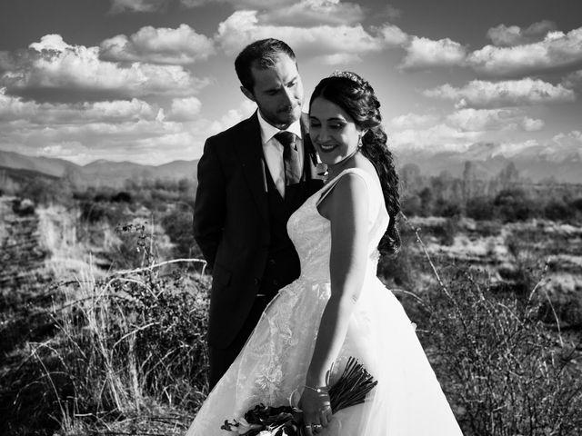 La boda de Arturo y Ana en Sotos De Sepulveda, Segovia 21