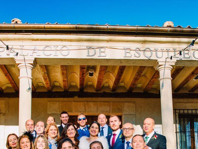 La boda de Arturo y Ana en Sotos De Sepulveda, Segovia 22