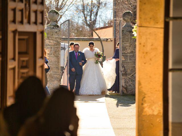 La boda de Arturo y Ana en Sotos De Sepulveda, Segovia 28