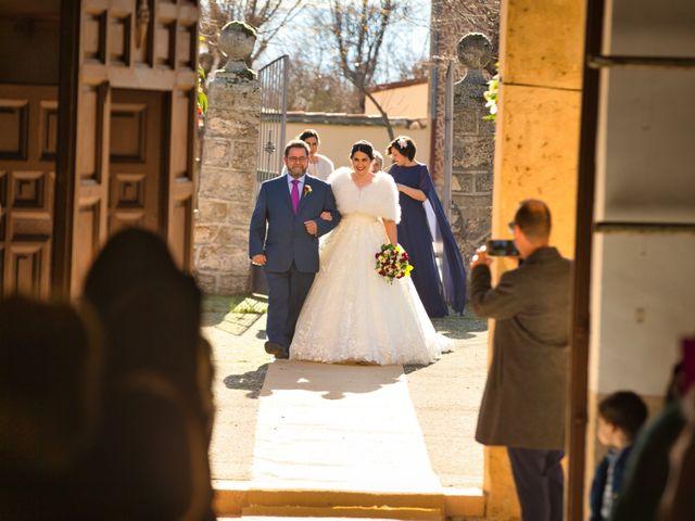 La boda de Arturo y Ana en Sotos De Sepulveda, Segovia 29
