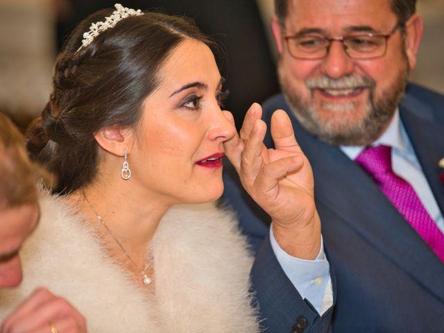 La boda de Arturo y Ana en Sotos De Sepulveda, Segovia 1