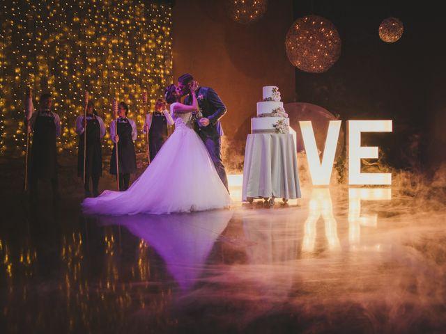 La boda de Cristian y Erika en Rubio, Barcelona 100