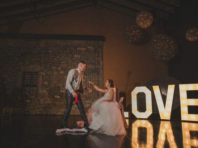 La boda de Cristian y Erika en Rubio, Barcelona 101