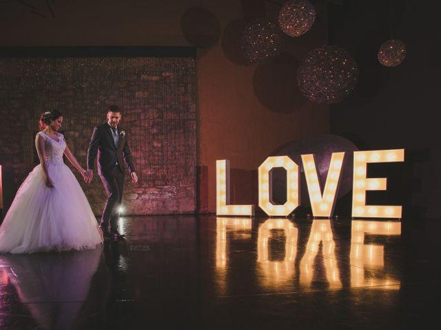 La boda de Cristian y Erika en Rubio, Barcelona 107