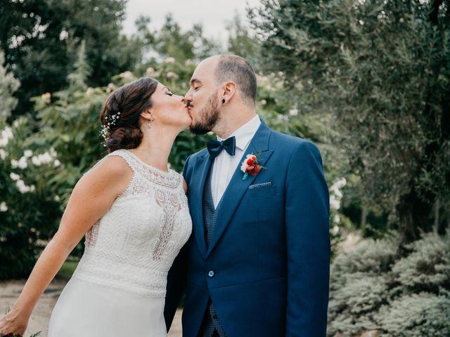 La boda de Sergio y Marta en Sentmenat, Barcelona 11