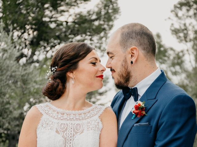 La boda de Sergio y Marta en Sentmenat, Barcelona 24