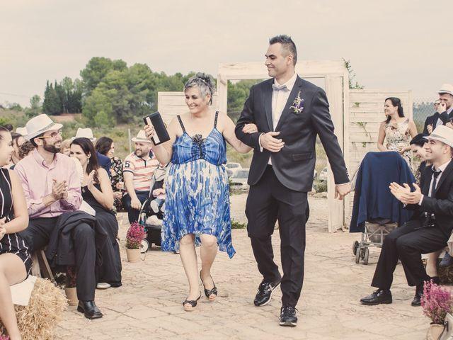 La boda de Txema y Cristina en Rubi, Barcelona 7