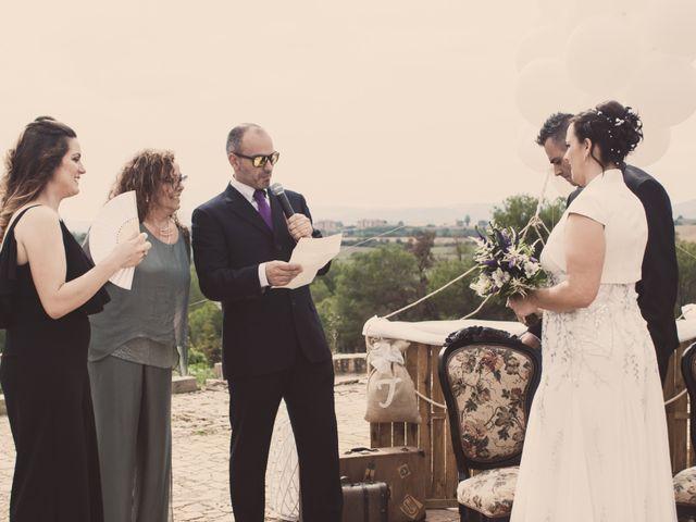 La boda de Txema y Cristina en Rubi, Barcelona 10