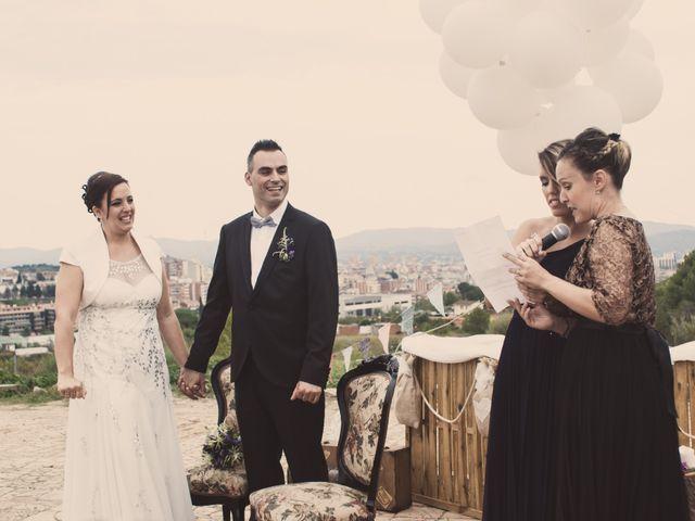 La boda de Txema y Cristina en Rubi, Barcelona 12