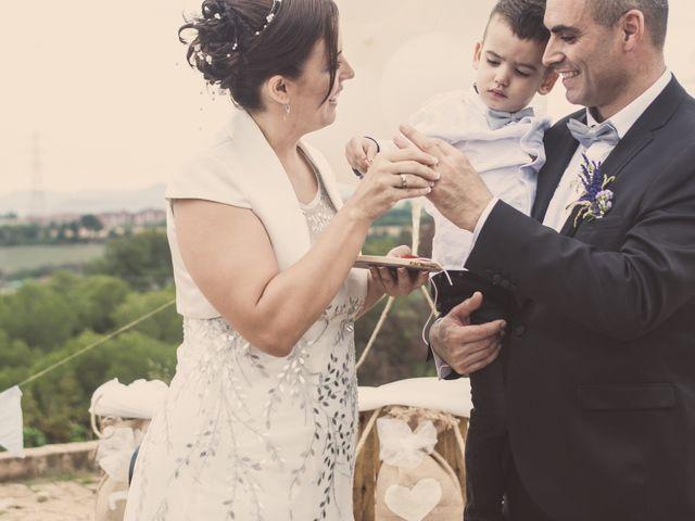 La boda de Txema y Cristina en Rubi, Barcelona 13
