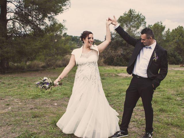 La boda de Txema y Cristina en Rubi, Barcelona 17