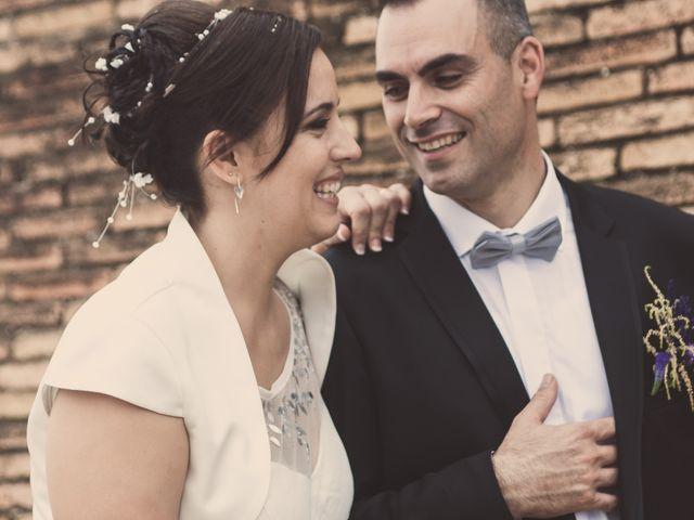 La boda de Txema y Cristina en Rubi, Barcelona 18