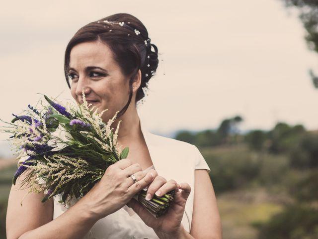 La boda de Txema y Cristina en Rubi, Barcelona 21